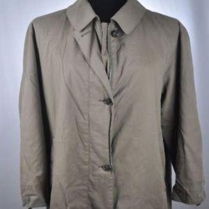BURBERRY London Light Brown Jacket